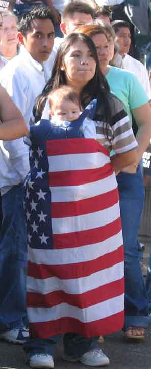 woman_baby_flag_protest_IMG_1145
