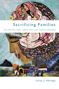 Abrego Sacrificing Families Cover