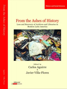 From the Ashes of History_Cover