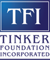 Tinker Foundation logo